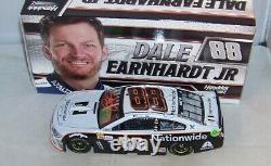 124 Action 2017 #88 Natiowide Grey Ghost Dale Earnhardt Jr Autographed Coa #45