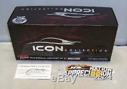 124 Action Red Icon 2017 #88 Axalta Last Ride Dale Earnhardt Jr Autographed