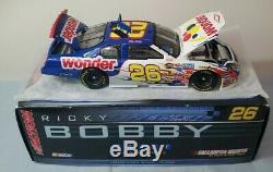 124 Diecast Ricky Bobby #26 Wonderbread Talladega Nights'05 Monte Carlo RARE
