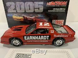 #12 True Value Budweiser Dale Earnhardt Camaro IROC Xtreme 1987 Mint