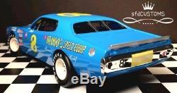 1975 Dale Earnhardt 10,000 RPM Dodge Speed Equipment Charlotte 1/24 CUSTOM