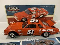 1976 #51 J J Foyt Gilmore Racing Chevrolet Laguna Historical Nascar Classics