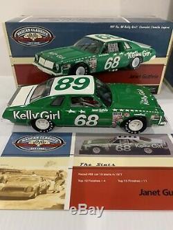 1976 #68 Janet Guthrie Kelly Girl Historical Nascar Classics Laguna