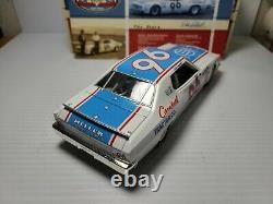 1978 Dale Earnhardt Sr #96 Cardinal Tractor 124 NASCAR Action Die-Cast MIB