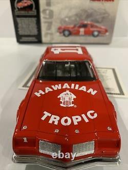 1979 Donnie Allison Hawaiian Tropic Oldsmobile Historical Series