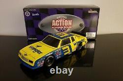 1984 Dale Earnhardt Wrangler BLUE GOOSE Chevrolet Monte Carlo Action RCCA 1/24