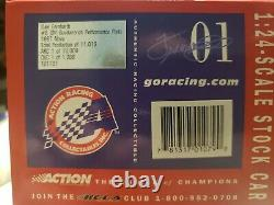1987 #8 Dale Earnhardt GM Goodwrench Performance Parts Nova 1/24 Action Diecast