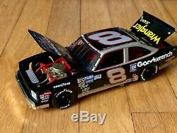 1987 DALE EARNHARDT #8 CHEVROLET NOVA GM GOODWRENCH 1/24 NASCAR Diecast