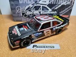 1987 Dale Earnhardt Sr #3 GM Goodwrench Chevrolet Nova 124 NASCAR Action MIB