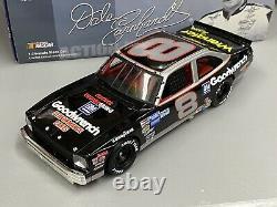1987 Dale Earnhardt Sr #8 GM Goodwrench Chevy Nova 124 NASCAR Action Diecast