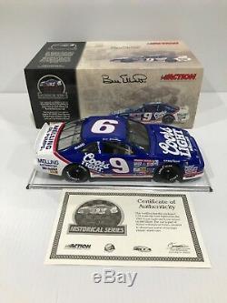 1991 #9 Bill Elliott Coors Light Blue Car Historical Series