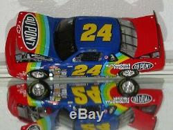1992 Jeff Gordon #24 Dupont 1st Cup Car (2012) 1/24 Car#626/1219 Awesome Rare