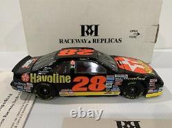 1993 #28 Texaco Havoline Davey Allison Raceway Replicas Hall of Fame