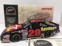1993 Texaco Havoline Davey Allison Ford Thunderbird Hall Of Fame