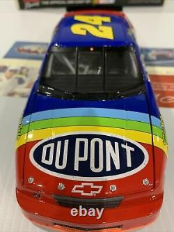 1994 #24 Jeff Gordon DuPont 1st INDY Win Lumina Historical Nascar Classics