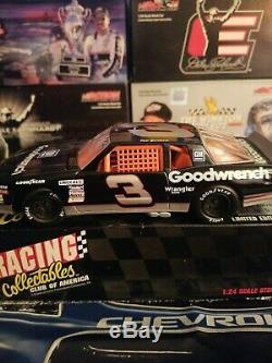 1995 Action124Diecast NASCAR Dale Earnhardt Sr 1988 Monte Carlo Aerocoupe RARE