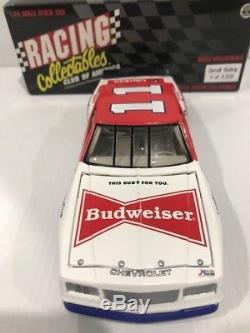 1995 ORIGINAL Release #11 Darrell Waltrip Budweiser Historical