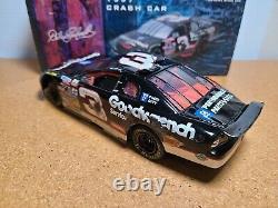1997 Dale Earnhardt Sr #3 GM Goodwrench Daytona Crash Car 124 NASCAR Action MIB