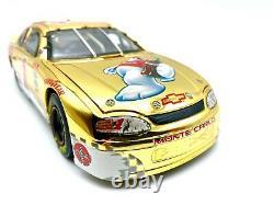 1998 Dale Earnhardt Jr DNP PROTOTYPE Coca Cola Polar Bear 1/24 Diecast Elite 24k