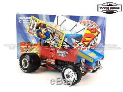 1999 SUPERMAN ACTION RACING DIECAST COLLECTION INDYCAR NASCAR NHRA WoO NEW