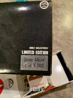 1/24 Action Diecast Davey Allison # 28 Havoline Dirt Car Only 5000 Made. Rare