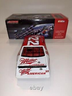 1/24 Custom Bobby Allison Miller 1985 Thunderbird Action Extremely Rare
