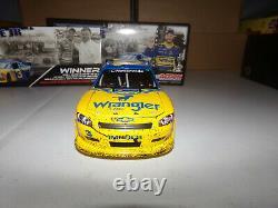 1/24 Dale Earnhardt Jr #3 Wrangler / Daytona Win / Rv 2010 Action Read Descp