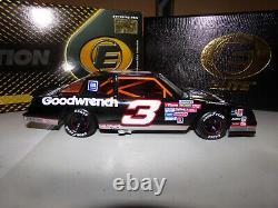 1/24 Dale Earnhardt Sr #3 Gmgwsp Aerocoupe Elite 1988 Action Nascar Diecast