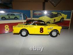 1/24 Dale Earnhardt Sr #8 Main Texaco Nascar Classics 1956 Action Nascar Diecast