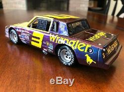 1/24 Diecast Dale Earnhardt Sr. Custom Colorshift Paint Wrangler Monte Carlo