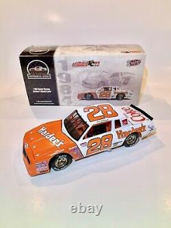 1/24 Hardees Cale Yarborough 1984 Action Historical Series Rare