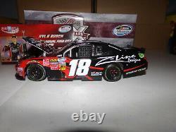 1/24 Kyle Busch #18 Z-line Bristol 50th Nw Win 2011 Action Nascar Read Descp