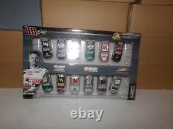 1/64 Dale Earnhardt Jr 12 Car Collectors Set 1/2500 2008 Action Nascar