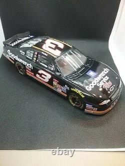2000 Dale Earnhardt Sr #3 GM Goodwrench Under The Lights Elite 124 RARE