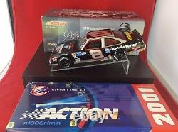 2001 Dale Earnhardt 1987 GM Goodwrench #8 Chevy Nova 1/24 Action NASCAR Diecast