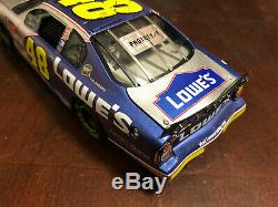 2002 Jimmie Johnson ROY Rookie of Year Lowes DNP Elite PROTOTYPE car grail proto