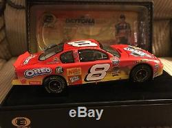 2003 124 Dale Earnhardt Jr. #8 RITZ/OREO Daytona Raced Win Elite RARE