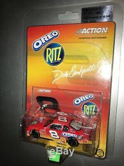 2003 Action Dale Earnhardt Jr #8 Oreo Ritz 1/64 Scale NASCAR Die-Cast Stock Car