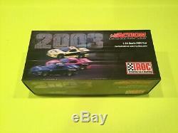 2003 Jeff Gordon # 6 Iroc Firebird Xtreme 1st Round Win 1/24 Action Diecast