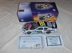 2004 Dale Earnhardt Jr. Signed Taco Bell Diecast 124