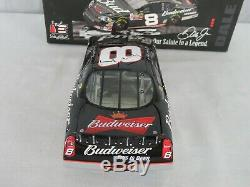 2006 MA Dale Earnhardt Jr #8 Budweiser 3 Days of Dale 1/24 Diecast Autographed