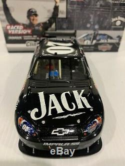 2007 #07 Jack Daniels Clint Bowyer Louden Raced Win