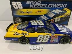 2008 #88 Brad Keselowski Navy BLUE ANGELS Earnhardt Jr Motorsports Autographed
