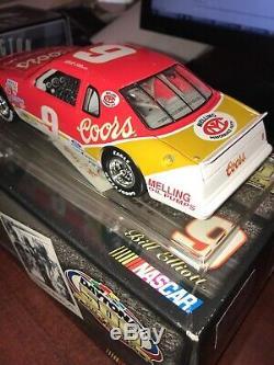 2008 Bill Elliott 1/24 Nascar Diecast #9 Coors 1985 Daytona 500 Winner 1 of 900