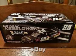 2008 Brad Keselowski #25 GoDaddy. Com Rookie COT 124 NASCAR Die-cast