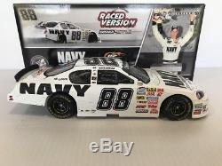 2008 Brad Keselowski Navy first Win Earnhardt Jr Motorsports AUTOGRAPHED