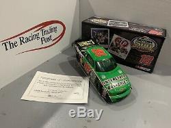 2008 Dale Jarrett 1993 Interstate Daytona 500 1/24 NASCAR Diecast Autographed
