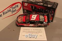 2008 Kasey Kahne Budweiser Clydesdale 1/24 Action NASCAR Diecast Autographed