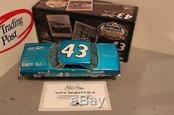 2008 Richard Petty'64 STP Belvedere Daytona Win 1/24 Action Diecast Autographed