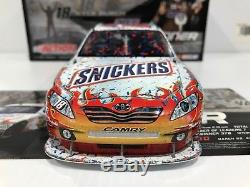 2009 #18 Kyle Busch Snickers Bristol Raced Win 360 Produced